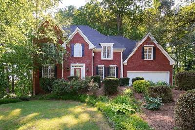Acworth Single Family Home For Sale: 1728 McLain Road NW