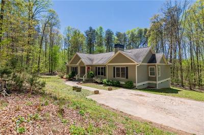 Ellijay Single Family Home For Sale: 336 Fern Valley Road