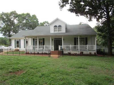 Fayetteville Single Family Home For Sale: 287 Mud Bridge Road