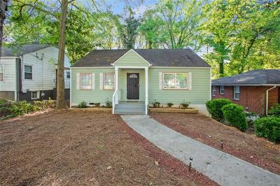 Atlanta Single Family Home For Sale: 1421 Westmont Road SW