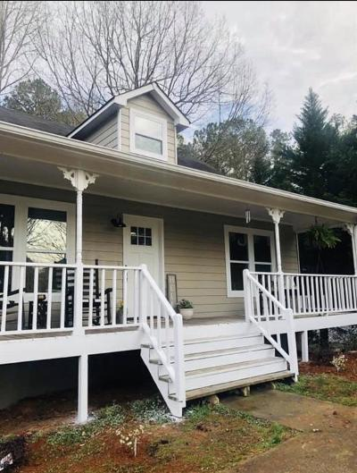 Paulding County Single Family Home For Sale: 40 Brentwood Drive