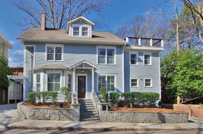 Atlanta Single Family Home For Sale: 968 Argonne Avenue NE