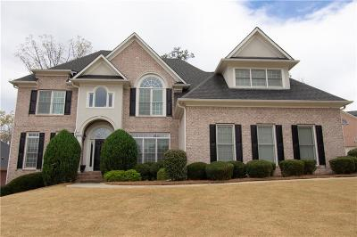 Cobb County Single Family Home For Sale: 869 Woodleaf Park Drive