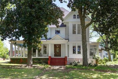 Marietta Single Family Home For Sale: 351 Atlanta Street SE