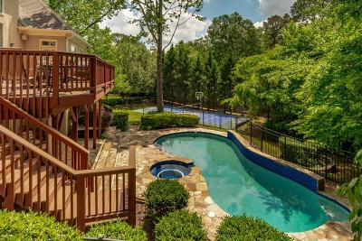 Sandy Springs Single Family Home For Sale: 110 Dunwoody Creek Court