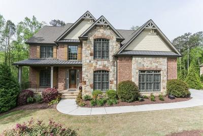 Cobb County Single Family Home For Sale: 2420 Timberland Creek Trail NE
