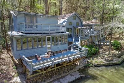 Ellijay Single Family Home For Sale: 184 Grey Fox Trail