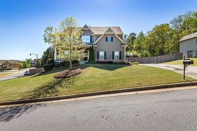 Powder Springs Single Family Home For Sale: 440 Ward Farm Drive