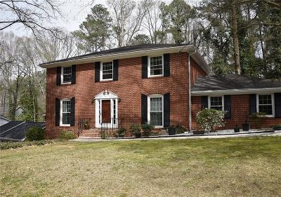 Atlanta Single Family Home For Sale: 2313 Sherbrooke Drive NE