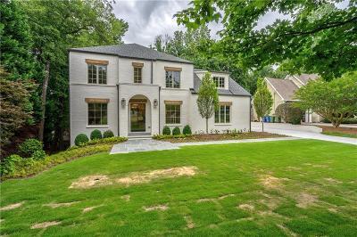 Atlanta Single Family Home For Sale: 515 Danube Road