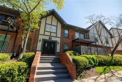 Atlanta Condo/Townhouse For Sale: 6851 Roswell Road #J3
