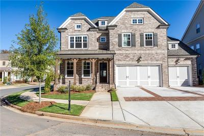 Johns Creek Single Family Home For Sale: 10085 Grandview Square