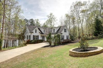 Hall County Single Family Home For Sale: 6932 Dee Lane