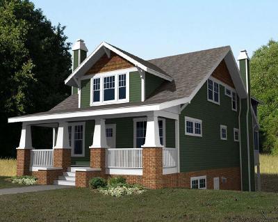 Atlanta Single Family Home For Sale: 2443 Crestdale Circle