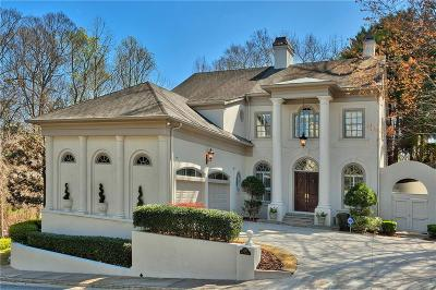 Atlanta Single Family Home For Sale: 4288 Olde Mill Lane NE