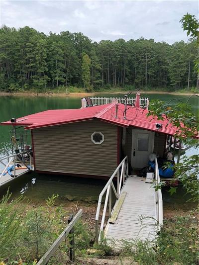Bartow County Single Family Home For Sale: 451 Wilderness Camp Rd#10