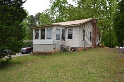 Douglasville, Winston, Dallas, Hiram, Villa Rica, Temple, Bremen, Waco, Whitesburg, Lithia Springs Single Family Home For Sale: 3800 Fairburn Road