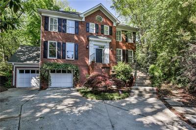 Atlanta Single Family Home For Sale: 610 Greystone Park NE