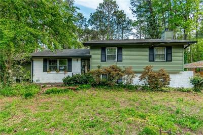 Doraville Single Family Home For Sale: 3610 Santa Fe Trail