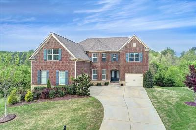 Forsyth County Single Family Home For Sale: 4280 Preserve Crossing Lane
