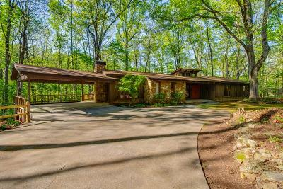 Cobb County Single Family Home For Sale: 3540 Country Estate Drive NW