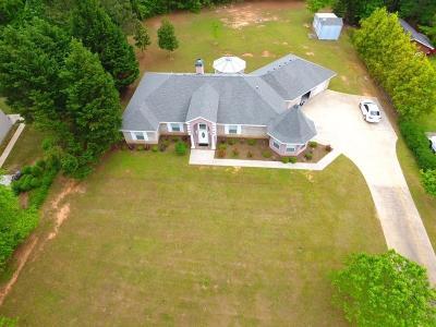 Sugar Hill Single Family Home For Sale: 5281 Regency Lake Court