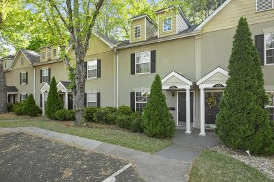 Sandy Springs Condo/Townhouse For Sale: 805 Brighton Point