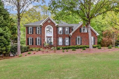 Cobb County Single Family Home For Sale: 4409 Windsor Oaks Circle