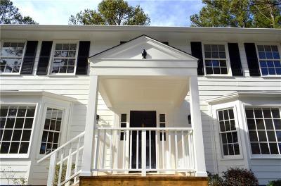 Smoke Rise Single Family Home For Sale: 2112 Mountain Creek Drive