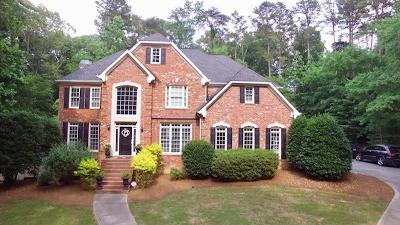 Calhoun Single Family Home For Sale: 157 Saddle Mountain Drive SE