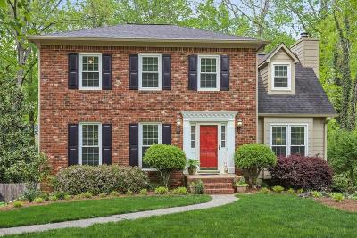 Cobb County Single Family Home For Sale: 4233 Arbor Club Drive