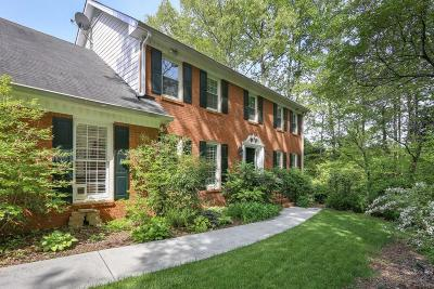 Cobb County Single Family Home For Sale: 4145 River Cliff Chase SE