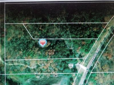 Talking Rock Residential Lots & Land For Sale: 00 Jones Mountain Road