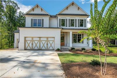 Forsyth County Single Family Home For Sale: 5580 Merrybells Court