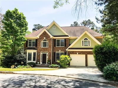 Acworth Single Family Home For Sale: 6171 Braidwood Avenue NW