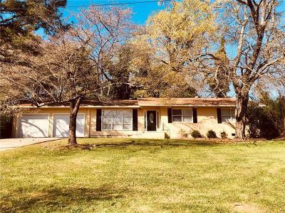 Cobb County Single Family Home For Sale: 2860 Strathmoor Road SE