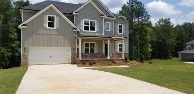 Covington Single Family Home For Sale: 60 Rock Rose Drive