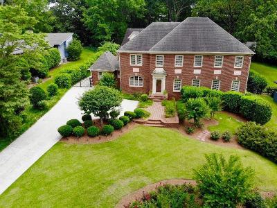 Atlanta Single Family Home For Sale: 3305 Ferncliff Circle NE