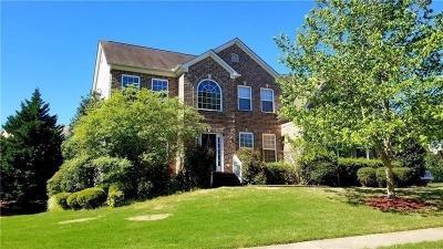 Cumming Single Family Home For Sale: 5540 Oak Hill Terrace