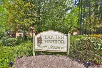 Forsyth County, Gwinnett County Condo/Townhouse For Sale: 1103 Pine Tree Drive