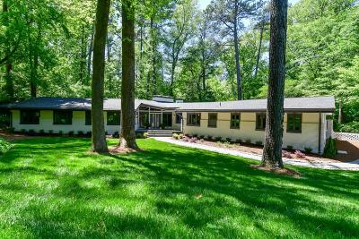 Atlanta Single Family Home For Sale: 2652 Brookdale Drive NW