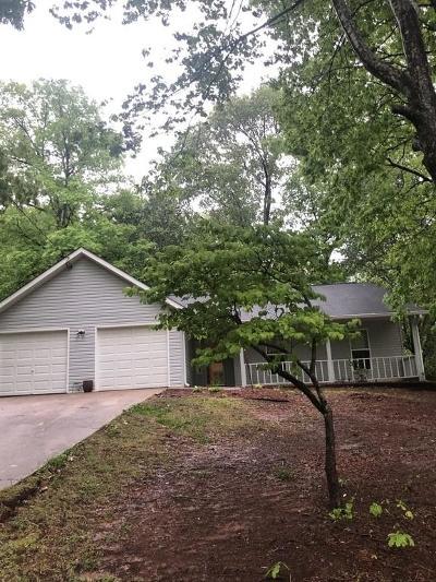 Douglasville Single Family Home For Sale: 4450 Dorsett Shoals Run Run