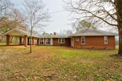 Douglasville, Winston, Dallas, Hiram, Villa Rica, Temple, Bremen, Waco, Whitesburg, Lithia Springs Single Family Home For Sale: 5215 Mt. Zion Road