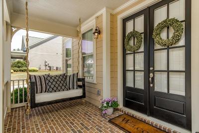 Canton Single Family Home For Sale: 112 Kingston Lane