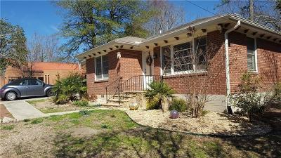 Chamblee Single Family Home For Sale: 4101 Clairmont Road