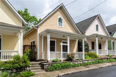 Single Family Home For Sale: 207 Lampkin Street NE