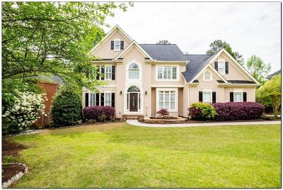 Johns Creek Single Family Home For Sale: 12373 Sunset Maple Terrace
