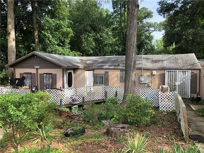 Forest Park Single Family Home For Sale: 4530 Simpson Road