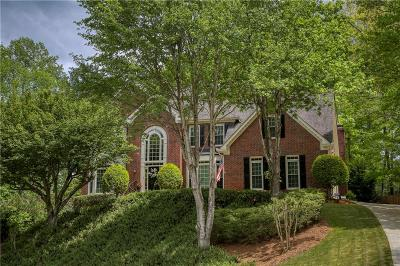Alpharetta Single Family Home For Sale: 3965 Brookline Drive
