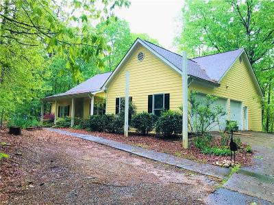 Fulton County Single Family Home For Sale: 16165 Freemanville Road
